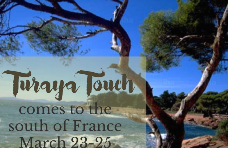 Turaya Touch Level 1 Training: South of France