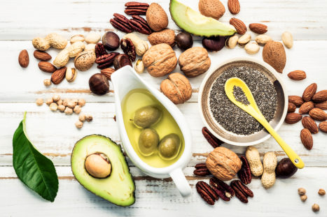 Higher Intake Of 'Healthy Fats' May Cut Type 2 Diabetes Risk