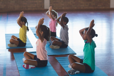 Why Kid's Yoga Stories Are Popular