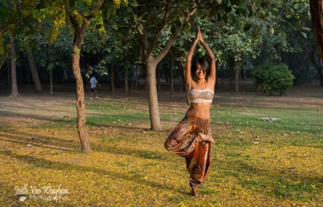 Private Yoga For Women At Home