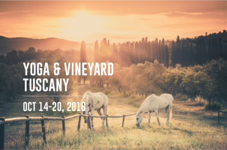 Yoga & Vineyard Tuscany: Women's Yoga And Wine Tasting Retreat