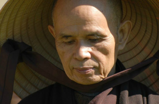 10 Essential Lessons From Thich Nhat Hanh