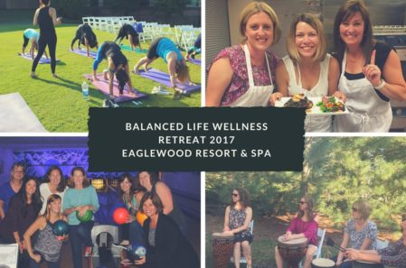 Balanced Life Wellness Retreat At Eaglewood Resort & Spa Outside Of Chicago