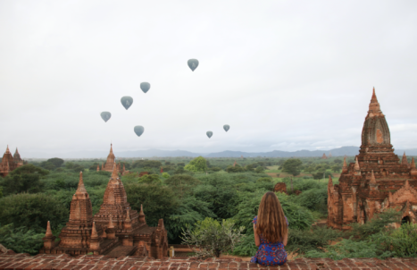 5 Things I Learned About Myself While Traveling Solo