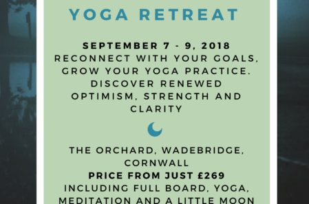 New Moon Yoga Retreat