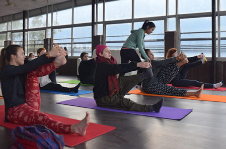 Scholarship For Free Yoga Teacher Training In Rishikesh
