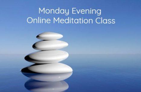 Online Meditation Class