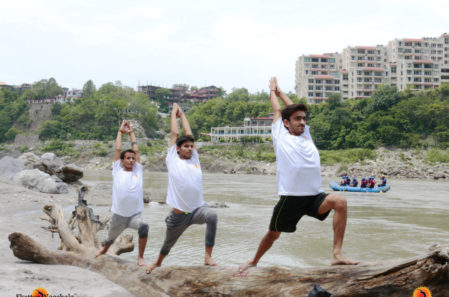 200 Hours Yoga TTC In Rishikesh