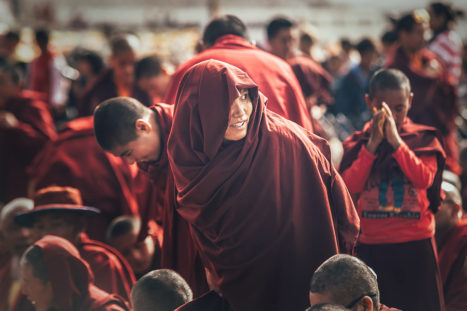 Learning From The Life You Have: Perspectives From A Buddhist Nun