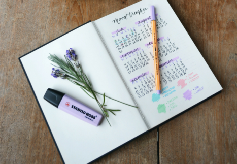 Soul-Soothing Bullet Journal Ideas