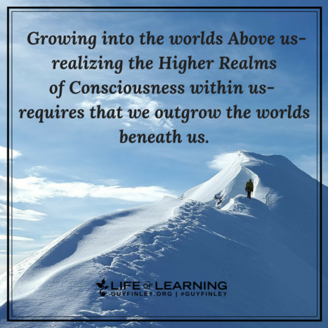 An Invitation to Outgrow Your Limitations