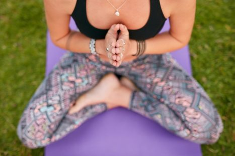 Hack Your Fitness: Here's Why Meditation Can Improve Your Performance