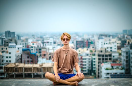 I Struggled With Meditation Until I Did These 4 Things