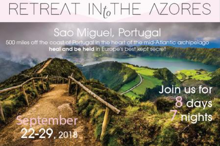 Retreat Into The Azores