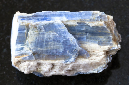The Healing Properties Of Kyanite