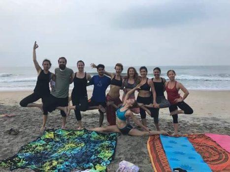 500 Hour Ayurveda And Yoga Teacher Training In Kerala In December 2018