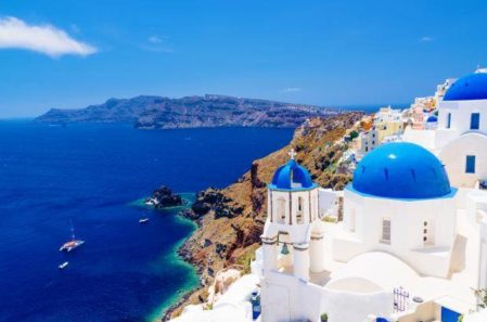 10 Day Wellbeing Holiday In Santorini Greece
