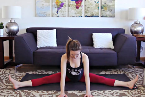 Yoga For When You Need To Calm Down