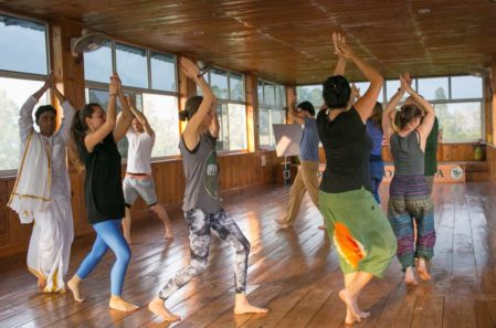200 Hour Yoga Teacher Training In Rishikesh In October 2018