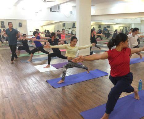 Purification Through The Vinyasa Of Ashtanga Yoga