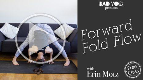 Forward Fold Flow