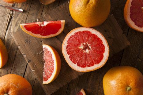 The Amazing Power Of Grapefruit!