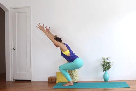 Energizing Sun Salutations Morning Vinyasa Yoga Flow