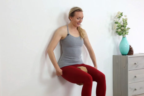 Yoga For Knee Pain Relief   Knee Strengthening Yoga Sequence