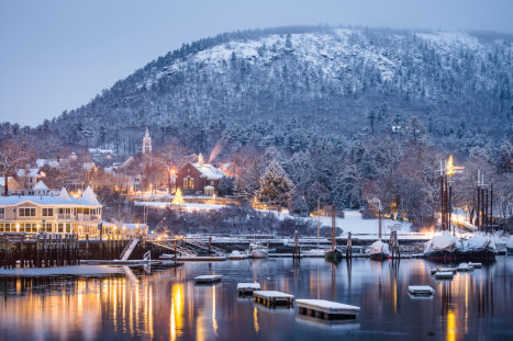 Magical Winters Of Midcoast Maine
