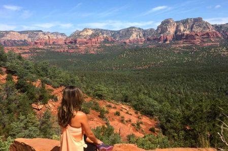 5 Days in Sedona. Yoga, Meditation, Desire Maps And Hiking