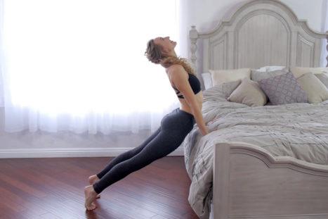Bedtime Yoga For Better Sleep