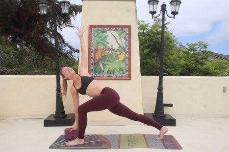 Yoga For Strength – Vinyasa Sequence