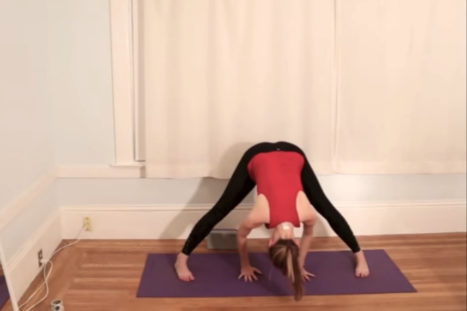 Yoga For Sickness, Stress, Cold And Flu