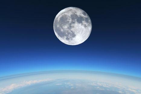 June 27- FULL MOON – Solid Ground – Mula (Vedic Astrology)