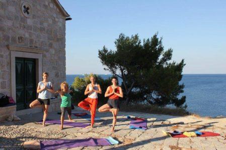 7 Days Body And Soul Yoga Retreat In Hvar, Croatia