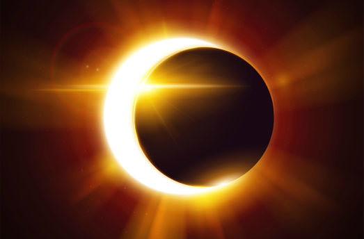 July 12: SOLAR ECLIPSE - Turn And Face The Strange - Punarvasu (Vedic Astrology)
