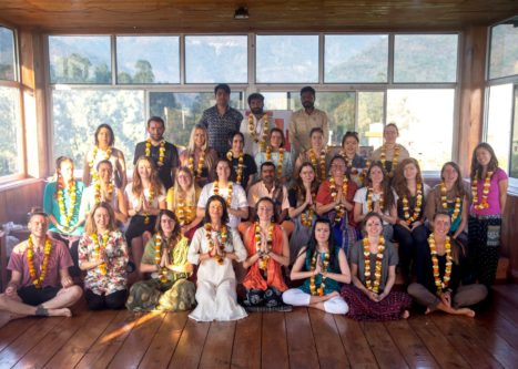 200 Hour Yoga Teacher Training In Rishikesh In January 2019