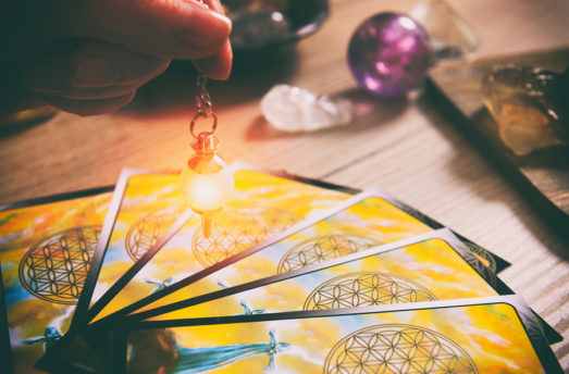 Sivana Podcast: Tarot & Oracle Cards As A Spiritual Practice - Conversation With Katherine Skaggs