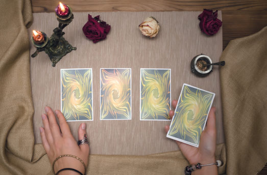 Tarot & Oracle Cards As A Spiritual Practice - Conversation Continued With Katherine Skaggs