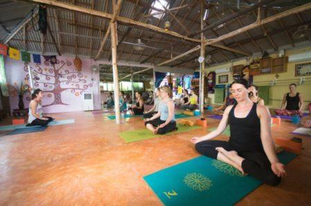 27 Day 200 Hour Yoga Teacher Training