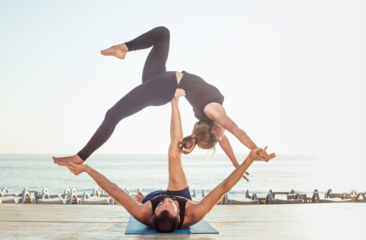 The Importance Of Partner Yoga For Strengthening Your Relationship
