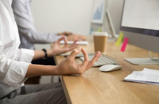 How To Achieve Work-Life Balance Using Mindfulness And Meditation