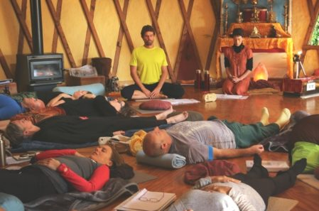 5 Day Yoga Nidra & Restorative Yoga Immersion Retreat