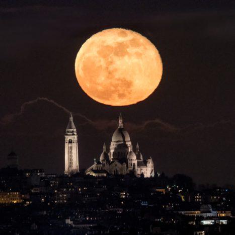 Midsummer Mystic Moon