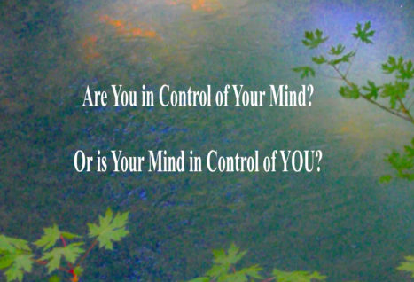 Take Control Of Your Mind And Create Your Destiny