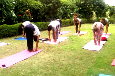200 Hour Yoga Teachers Training Course In India