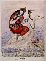 Manasa, The Folk Goddess