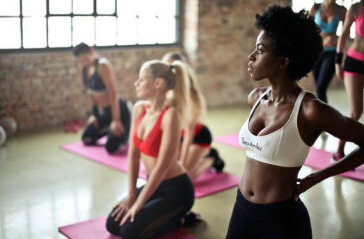 The 5 Best Yoga Cues To Take Off The Mat And Into Your Daily Life