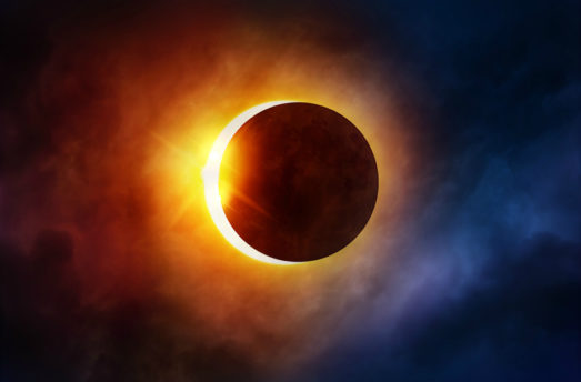 Aug 11: SOLAR ECLIPSE + Mercury Retrograde - Shadow Snakes (Vedic Astrology)
