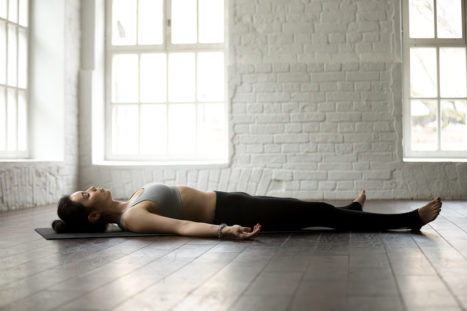 The Real Power Of Savasana